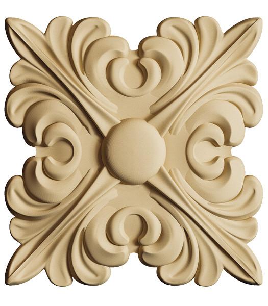 Декор для мебели - декоративный элемент Carving Decor RZ 04120