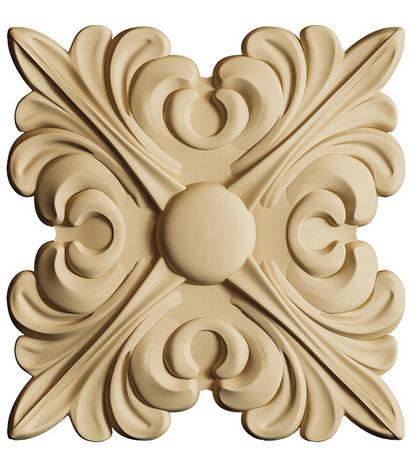 Декор для мебели - декоративный элемент Carving Decor RZ 04120, фото 2