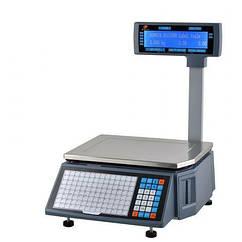 Весы с печатью этикеток RLS1000 Rongta