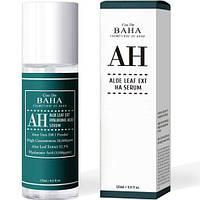 Питательная сыворотка с алоэ вера Cos de Baha Aloe leaf ext hyaluronic acid serum (AH)