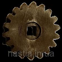 11005183 Шестерня редуктор сипучих продуктів(нового зразка), Vending