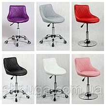 Косметичне крісло , крісло майстра код 1054 шкірзам колір на вибір з каталогу.