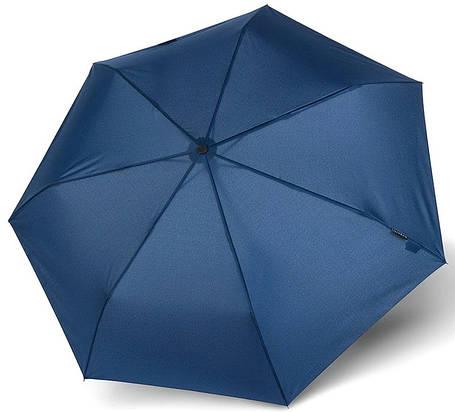 Зонт складаний Bugatti 744363003BU повний автомат синій, фото 2