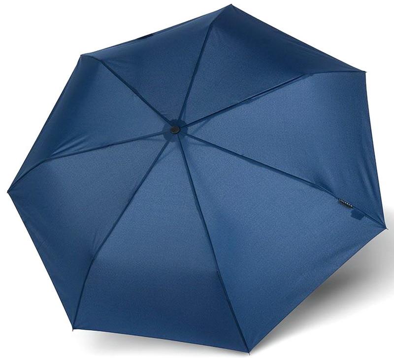 Зонт складаний Bugatti 744363003BU повний автомат синій