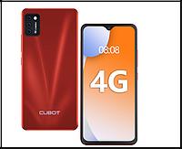 Смартфон Cubot Note 7  Android 10  face id и сканер отпечатка  3100 мАч Батарея красный, фото 1
