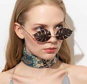 Солнцезащитные очки Листики