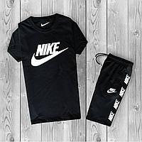 Чоловічий літній спортивний костюм комплект футболка+шорти,мужская спортивная одежда