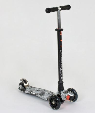 """Самокат дитячий триколісний А 25465 /779-1320 MAXI """"Best Scooter"""""""