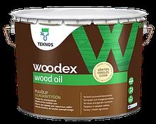 WOODEX WOOD OIL 9л - Масло для дерева