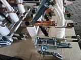 Вимикачі навантаження з місцем під запобіжники ВНАп 10/400, фото 2