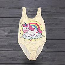 Детские купальники пони для девочек  р.3 и 4 года