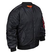 Куртка Chameleon МА-1 (р. 52-54), чорна