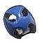 Шлем каратэ Элит L кожвинил, синий BOXER, фото 5