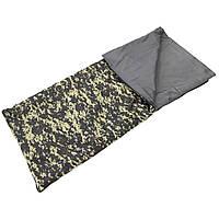Спальный мешок (спальник туристический летний) одеяло OSPORT Лето Medium (FI-0046)