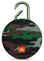 Портативная беспроводная bluetooth колонка JBL CLIP 3 ( блютус акустика джибиэль)