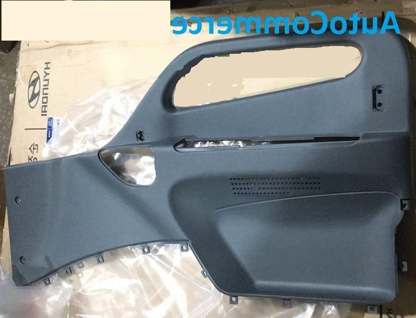 Обшивка, карта двері верхня права Hyundai HD65, HD72, HD78 Хюндай hd (811215H001TH)