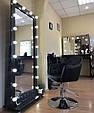 Крісло перукарське код 830 ГІДРАВЛІКА шкірзам колір на вибір з каталогу ., фото 6
