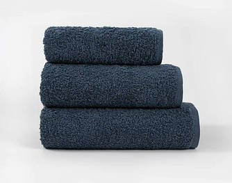 "Махровое полотенце пляж/сауна ""Iris Home"" Mojalica blue"