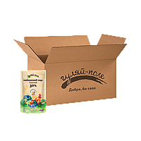 Майонезний соус Сімейний 50% Дой-пак 160 г (Ящик 54 шт) ТМ Гуляй-поле