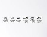 Фритюрниця Lexical LAF-3004 (8 л, 1800 Вт, знімна кошик) | аэрофритюрница електрична, аерогриль, фото 5