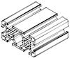 Алюминиевый станочный профиль 20*20 мм, фото 6