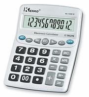 Калькулятор KENKO KK-1048 большой настольный профессиональный бухгалтерский