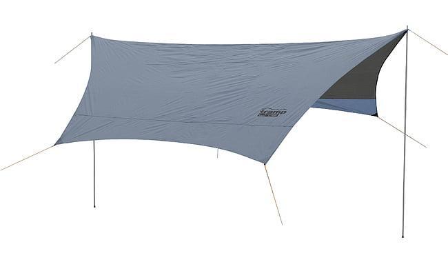 Тент со стойками Tramp Lite Tent blue
