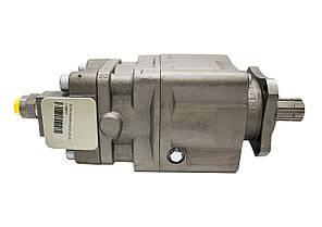 Аксіально - поршневий насос двухпоточный SLPD-64/32W-N-DL4-L35-S4S-0, фото 2