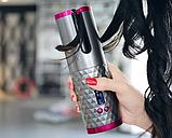 Бездротовий стайлер Hair Curler USB для завивки волосся | Автоматичний стайлер для завивки волосся, фото 7