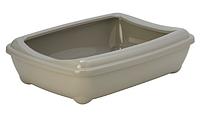 Moderna 57Х43Х16,3 см АРИСТ-О-ТРЭЙ ДЖУМБО туалет с бортиком для котов