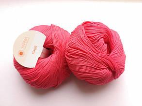 Пряжа Искья Ярна Италия, цвет 13 коралл