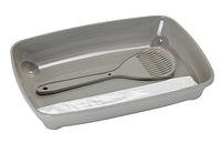 Moderna 27,9х37х6,2 см МОДЕРНА АРИСТ-О-ТРЭЙ туалет для котят с лопаткой и пакетами