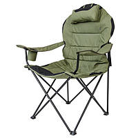 Кресло складное Vitan Мастер карп d16 мм Хаки (2110133)