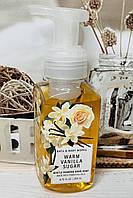 Пенистое мыло для рук Bath and Body Works Теплый ванильный сахар