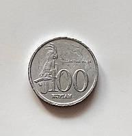 100 рупий Индонезия 1999 г., фото 1