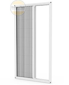 Москітна сітка плісе профіль 28мм