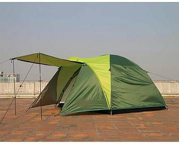 Палатка, палатка шести местная, туристическая палатка, палатка с тамбуром, универсальная палатка, непромокаема