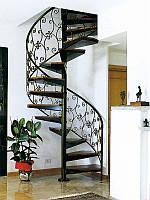 Ковка винтовые лестницы