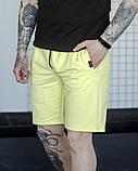 Мужские шорты трикотажные много цветов Ф, фото 8