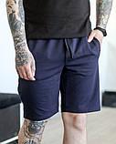 Мужские шорты трикотажные много цветов Ф, фото 6