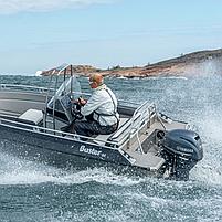 Лодочный мотор Yamaha F30 BETS - подвесной четырехтактный мотор для яхт и рыбацких лодок, фото 2