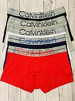 Мужские боксёры Calvin Klein Underwear cotton (реплика ), фото 1