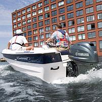 Лодочный мотор Yamaha F30 BETS - подвесной четырехтактный мотор для яхт и рыбацких лодок, фото 4
