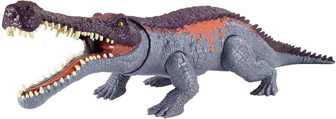 Фігурка Світ Юрського Періоду Динозавр Саркозух Jurassic World Sarcosuchus Mattel