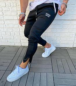 Брендовые спортивные штаны Adidas Black