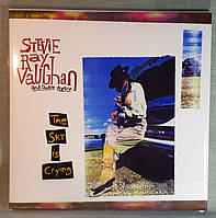 CD диск Stevie Ray Vaughan - The Sky Is Crying