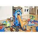 Автотрек Хот Вілс Сіті Мега-гараж Hot Wheels Mega Garage FTB68, фото 8