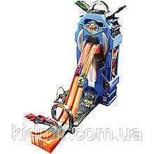 Автотрек Хот Вилс Сити Мега-гараж Hot Wheels Mega Garage FTB68