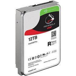 Жорсткий диск 12TB Seagate IronWolf Pro (ST12000NE0008) 3.5 SATA 6Gb/s