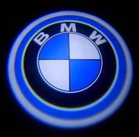 Проекция логотипа автомобиля BMW